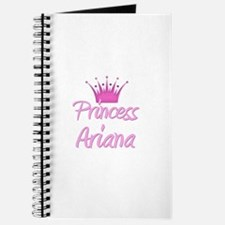 Princess Ariana Journal