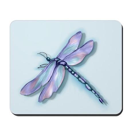 Dragonfly-Natures Jewel Mousepad