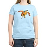 Sea turtle Women's Light T-Shirt