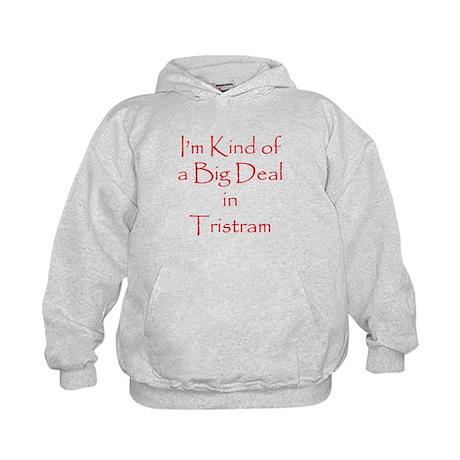 Big Deal In Tristram Kids Hoodie