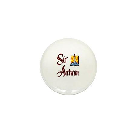 Sir Antwan Mini Button