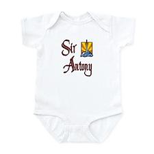 Sir Antony Infant Bodysuit