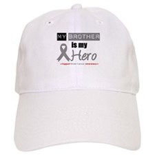 Brain Cancer Hero Brother Baseball Cap
