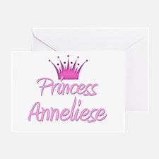Princess Anneliese Greeting Card