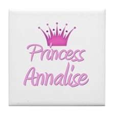 Princess Annalise Tile Coaster