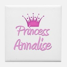 Princess Annalise Tile Coaster