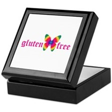 gluten-free butterfly Keepsake Box