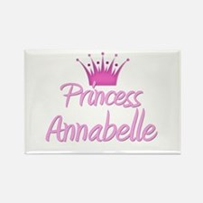 Princess Annabelle Rectangle Magnet