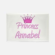 Princess Annabel Rectangle Magnet