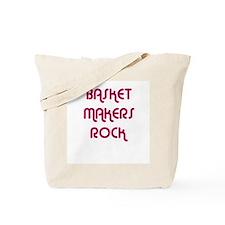 BASKET MAKERS  ROCK Tote Bag