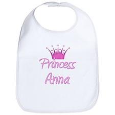 Princess Anna Bib