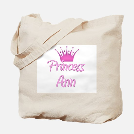 Princess Ann Tote Bag