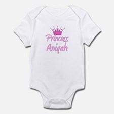 Princess Aniyah Infant Bodysuit