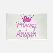 Princess Aniyah Rectangle Magnet