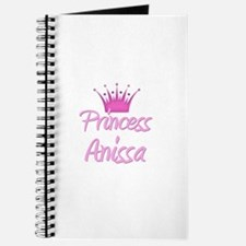 Princess Anissa Journal