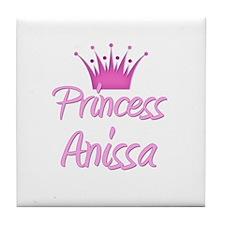 Princess Anissa Tile Coaster