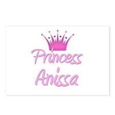 Princess Anissa Postcards (Package of 8)