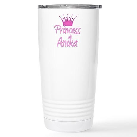 Princess Anika Stainless Steel Travel Mug