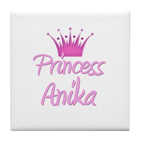 Princess Anika Tile Coaster