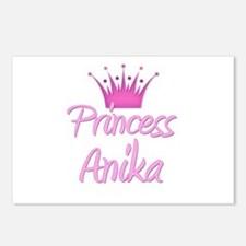 Princess Anika Postcards (Package of 8)
