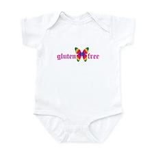 gluten-free butterfly Infant Bodysuit