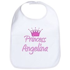 Princess Angelina Bib