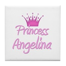 Princess Angelina Tile Coaster