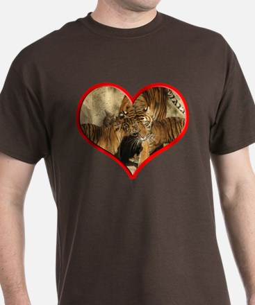 Helaine's Tiger Mom's Love T-Shirt