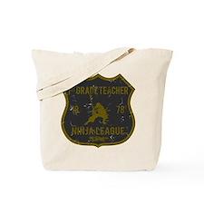 1st Grade Teacher Ninja League Tote Bag