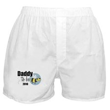 Daddy to Be 2010 Boxer Shorts