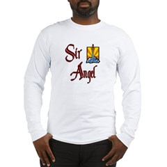 Sir Angel Long Sleeve T-Shirt