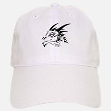 Tribal Dragon 5 Baseball Baseball Cap