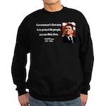 Ronald Reagan 2 Sweatshirt (dark)