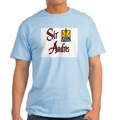 Sir Andres Light T-Shirt