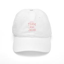 Team Jacob (Pink) Baseball Cap