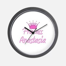 Princess Anastasia Wall Clock