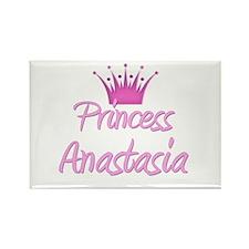 Princess Anastasia Rectangle Magnet