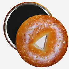 Unique Bagel Magnet