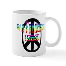 San Francisco 1968 Mug