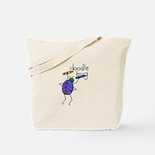 Doodle Bug Tote Bag