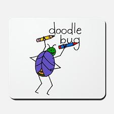 Doodle Bug Mousepad