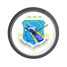 Aeronautical Systems Wall Clock
