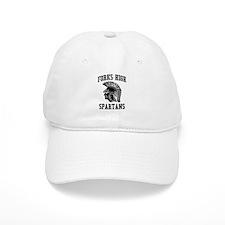 Forks High Spartans (Black) Cap