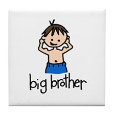 Big Brother Tile Coaster