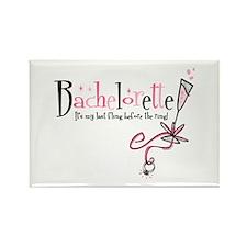 Bachelorette Last Fling Rectangle Magnet