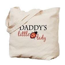 Daddy's Little Lady (2009) Tote Bag