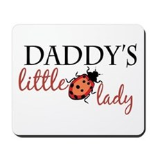 Daddy's Little Lady (2009) Mousepad