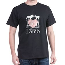 The Lion & The Lamb B (Pink) T-Shirt
