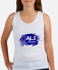 ALS Awareness Women's Tank Top