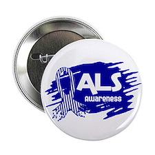 """ALS Awareness 2.25"""" Button (10 pack)"""